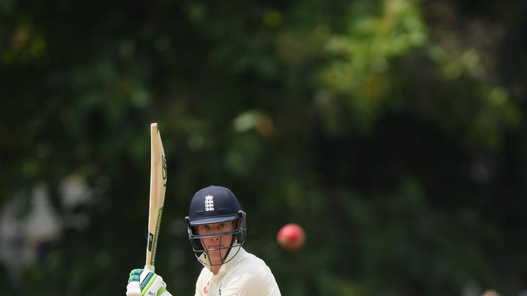 Keaton Jennings is set to open the batting for England against Sri Lanka