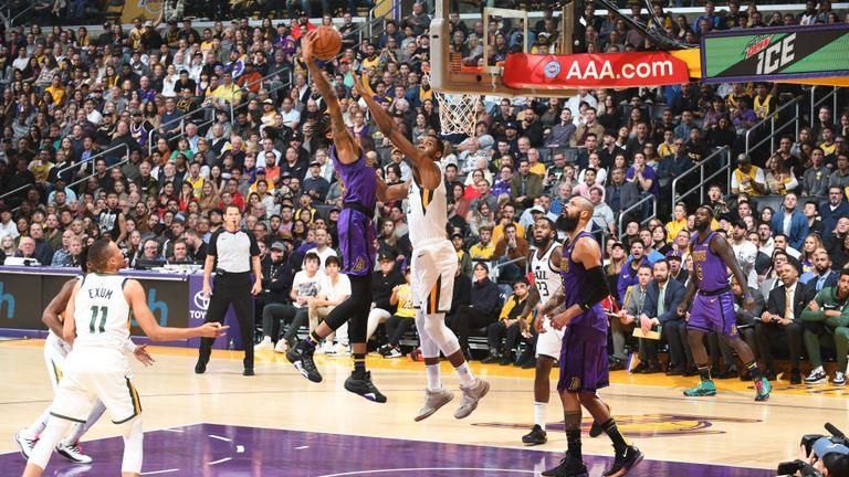 Los Angeles Lakers look for fourth successive win when they host the Orlando Magic on NBA Primetime | NBA News