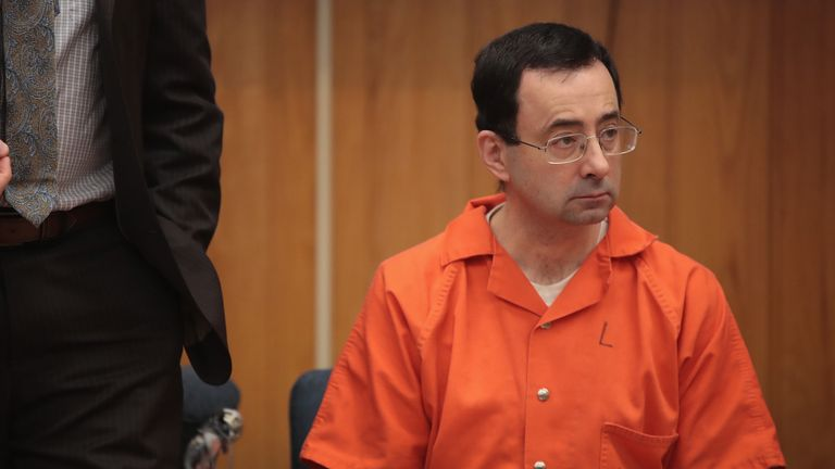More than 260 women and girls say Larry Nassar sexually abused them under the guise of medical treatment