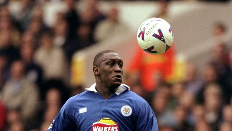 Heskey started his career with the Foxes