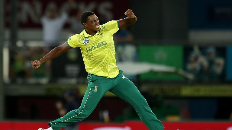 South Africa v England: Proteas name six uncapped players in squad