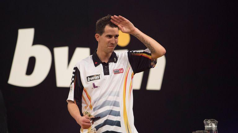 Michael Unterbuchner reached the Grand Slam quarter-finals