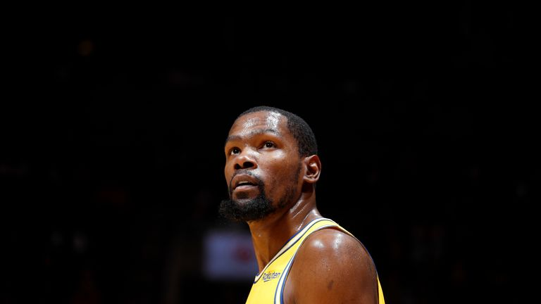 RUMOR: New York Knicks favored To Land Kevin Durant In Free Agency