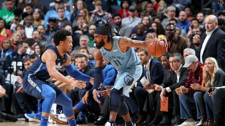 grizzlies mavericks nba