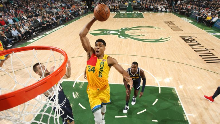 nuggets bucks nba
