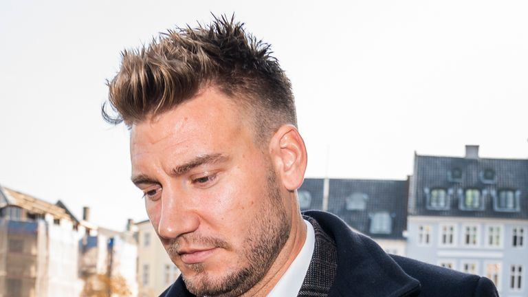 Former Denmark forward Niklas Bendtner jailed 50 days for assault