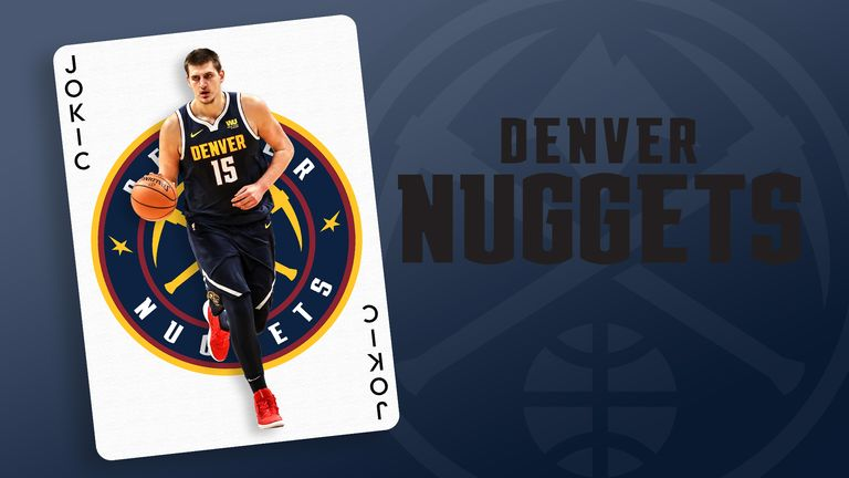 Nikola Jokic Denver Nuggets 7ft Serbian Center With A Unique All