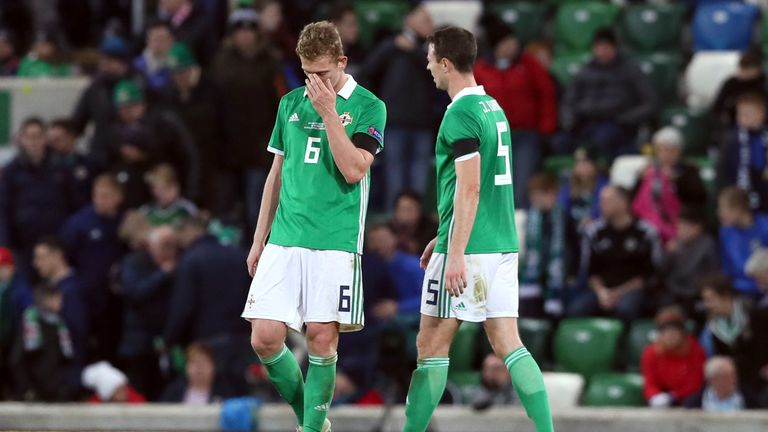Northern Ireland have been placed in a tough Group C alongside Germany and the Netherlands