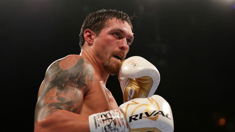 Would Oleksandr Usyk trouble Anthony Joshua at heavyweight? | Boxing News |