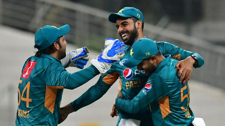 Pakistan are the kingpins in Twenty20 international cricket