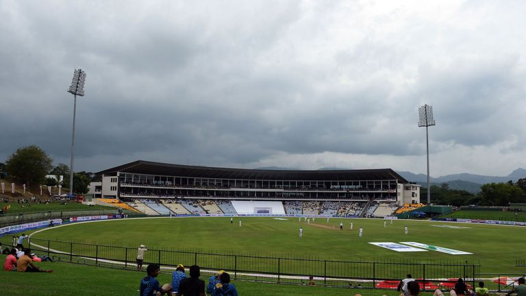 Hotel issues in Pallekele could mean the second Test between Sri Lanka and England being moved