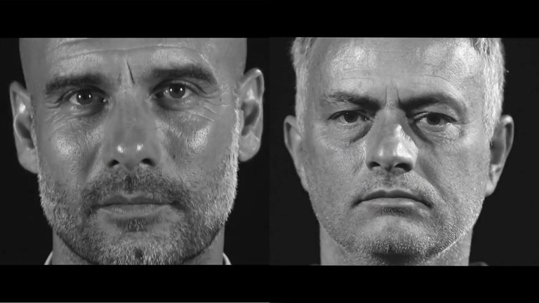 Pep Guardiola, Jose Mourinho and others help tell the stories