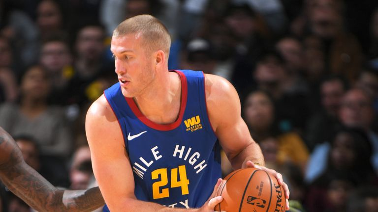 Denver Nuggets visit Philadelphia 76ers in the last of a four-game road trip | NBA News |