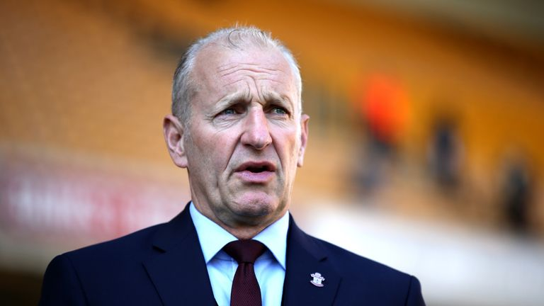 Ralph Krueger is to leave Southampton