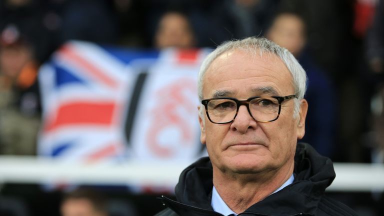 Claudio Ranieri saw his side get the better of Southampton