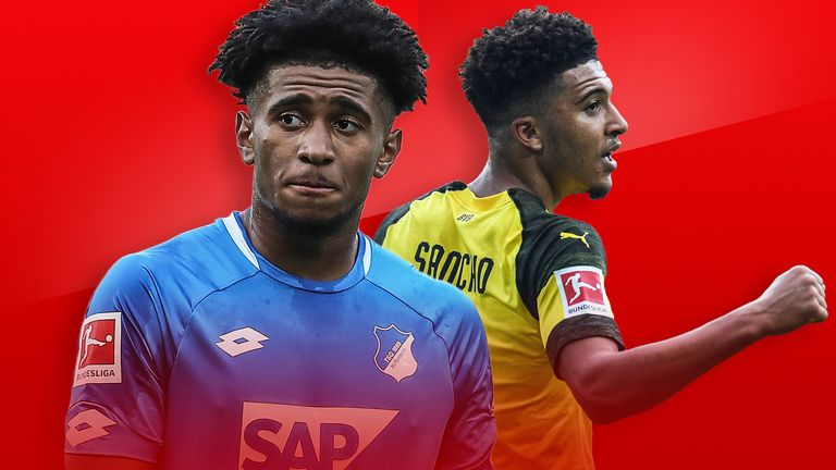 Reiss Nelson and Jadon Sancho are leading the way for youngsters abroad