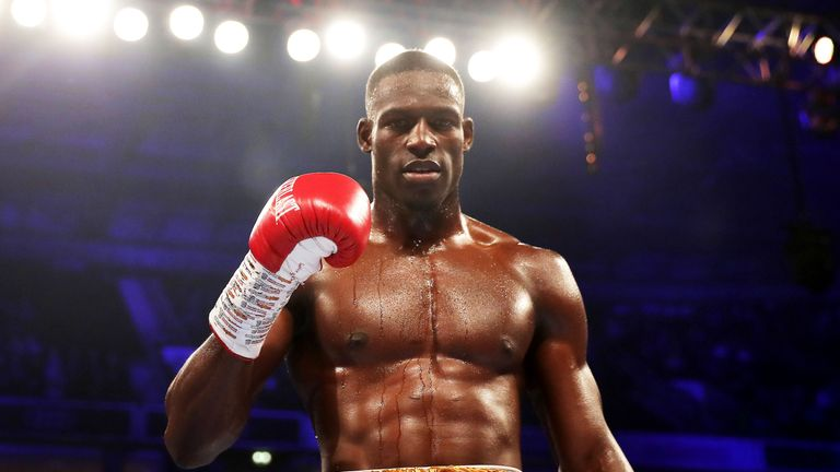 Richard Riakporhe takes on Tommy McCarthy on March 2, live on Sky Sports