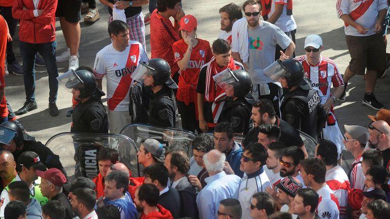 Copa Libertadores final postponed after attack on Boca Juniors bus | Football News |