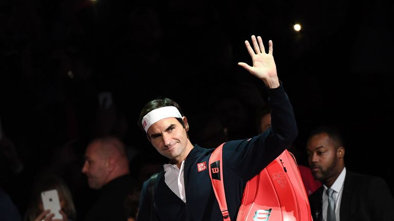 Federer, Djokovic top bill for London finale