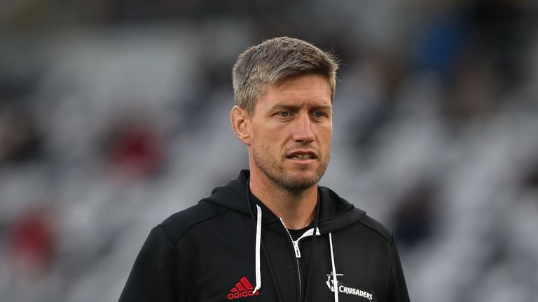 Ronan O'Gara keen to assist Andy Farrell in Ireland role