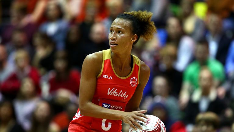 Serena Guthrie will captain the Vitality Roses for their forthcoming series against Uganda