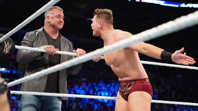 The Miz and Shane McMahon took another loss on SmackDown