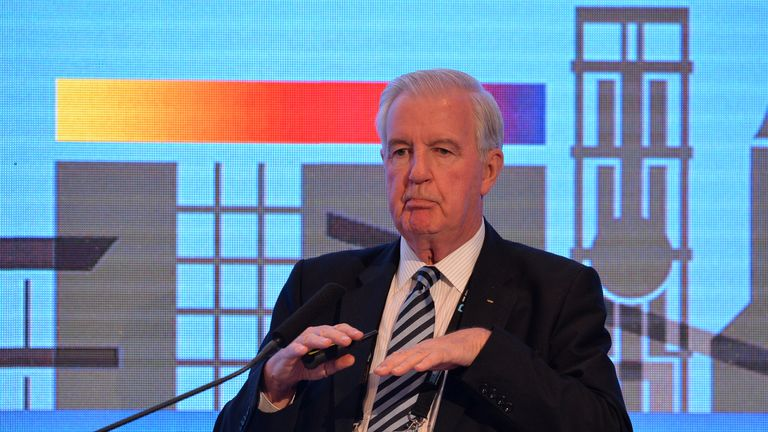 WADA president Sir Craig Reedie will not stand in November