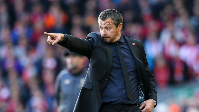 Talks with Slavisa Jokanovic regarding West Brom's vacant managerial position are on-going