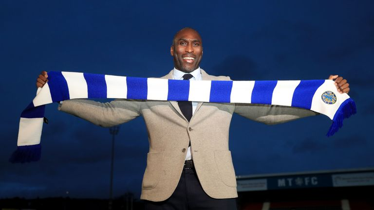 Campbell was appointed by Macclesfield in November and has won five games with the struggling League Two club so far