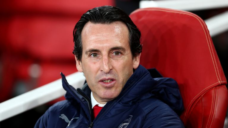 Unai Emery has urged his side to go for the win against Qarabag in the Europa League