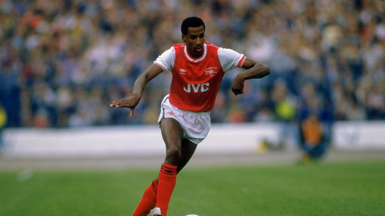 Anderson left Nottingham to join Arsenal in 1984 and spent three years at the north London club