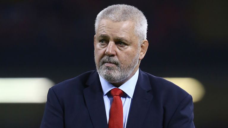 Wales squad is most competitive of my career - Warren Gatland