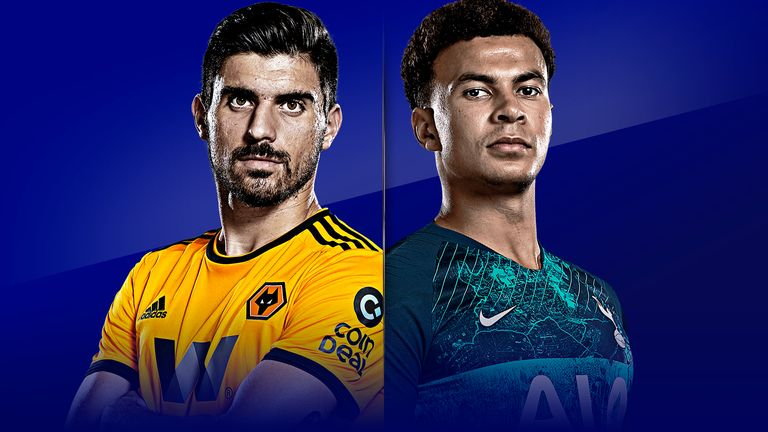 Watch Wolves vs Tottenham live on Sky Sports Premier League