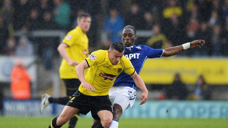 Ismail spent two loan spells at Burton, one of which ended in a play-off defeat to Saturday's opponents Fleetwood