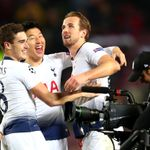 Harry Kane says the win in Barcelona was one of Tottenham's best nights - SkySports