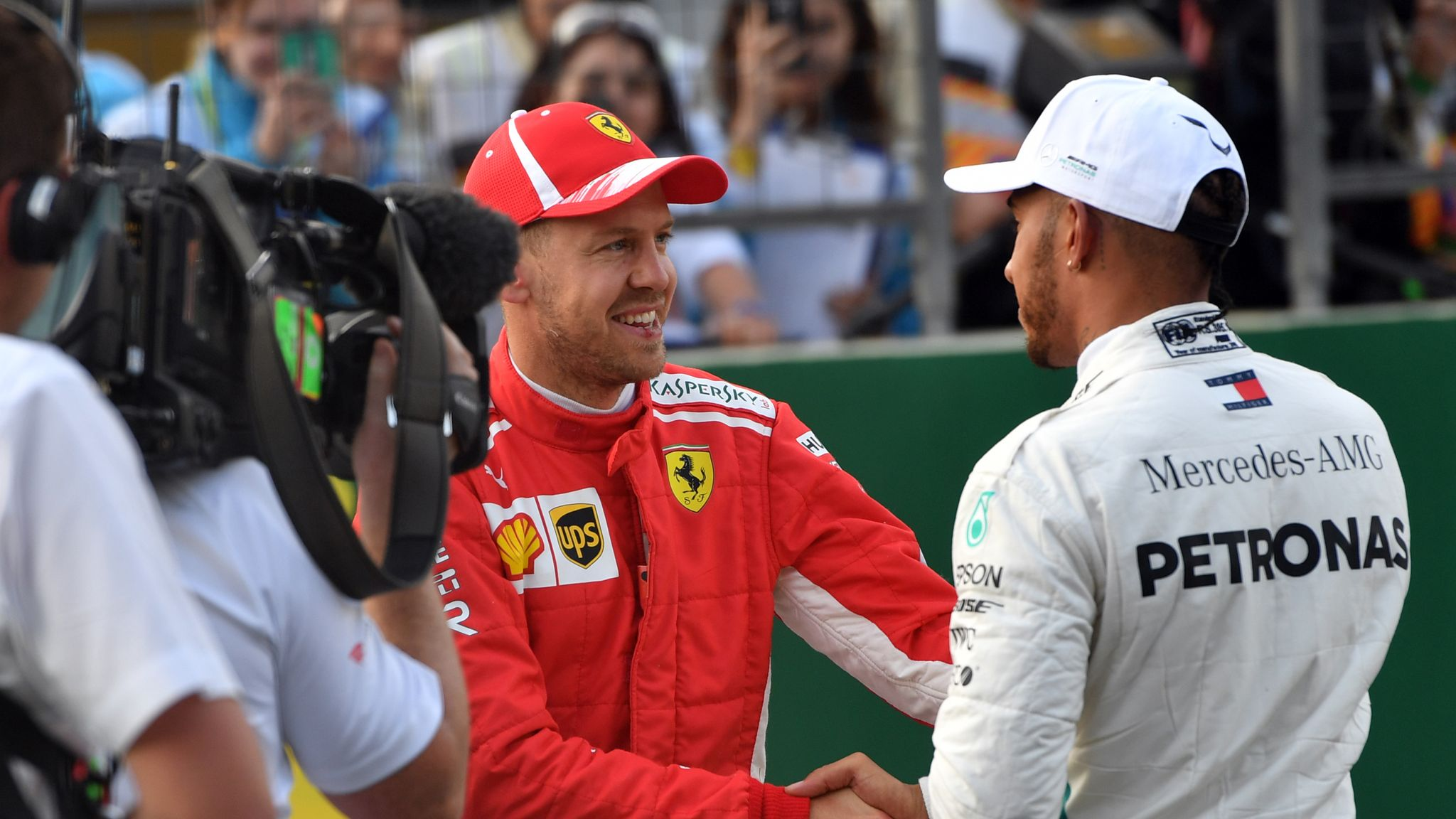 The Australian GP: When's it on and full Sky Sports F1 TV times