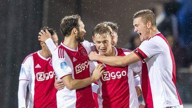Ajax beat PEC Zwolle 4-1