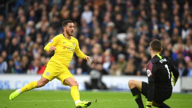 fifa live scores -                               PL goals: Hazard shines, Shaqiri's impact