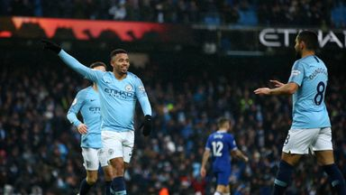 fifa live scores -                               Jesus: I needed Everton goals