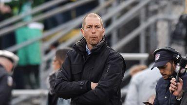 Gregg Berhalter is an experienced coach in Major League Soccer