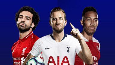 fifa live scores -                               PL team of the season so far