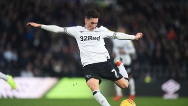 Harry Wilson scored his fourth goal in five games against the Royals
