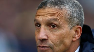 fifa live scores -                               Hughton: Alonso should have seen red
