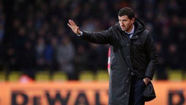 fifa live scores -                               Gracia: Watford future not guaranteed