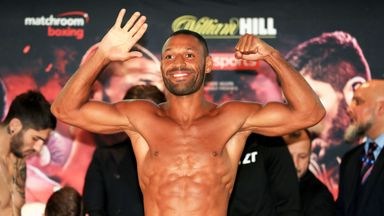 Kell Brook still wants 'big fights'