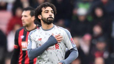 fifa live scores -                               Klopp: I never doubted Salah