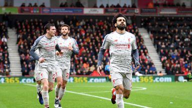 fifa live scores -                               PL goals: Salah's treble, Alli's landmark