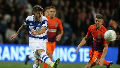 Ryan Manning has returned to QPR after a loan spell with Rotherham