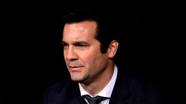 Santiago Solari's Real Madrid are in Abu Dhabi preparing for the FIFA Club World Cup