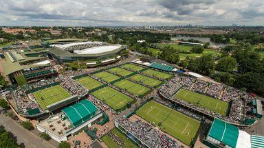 Sky/Wimbledon